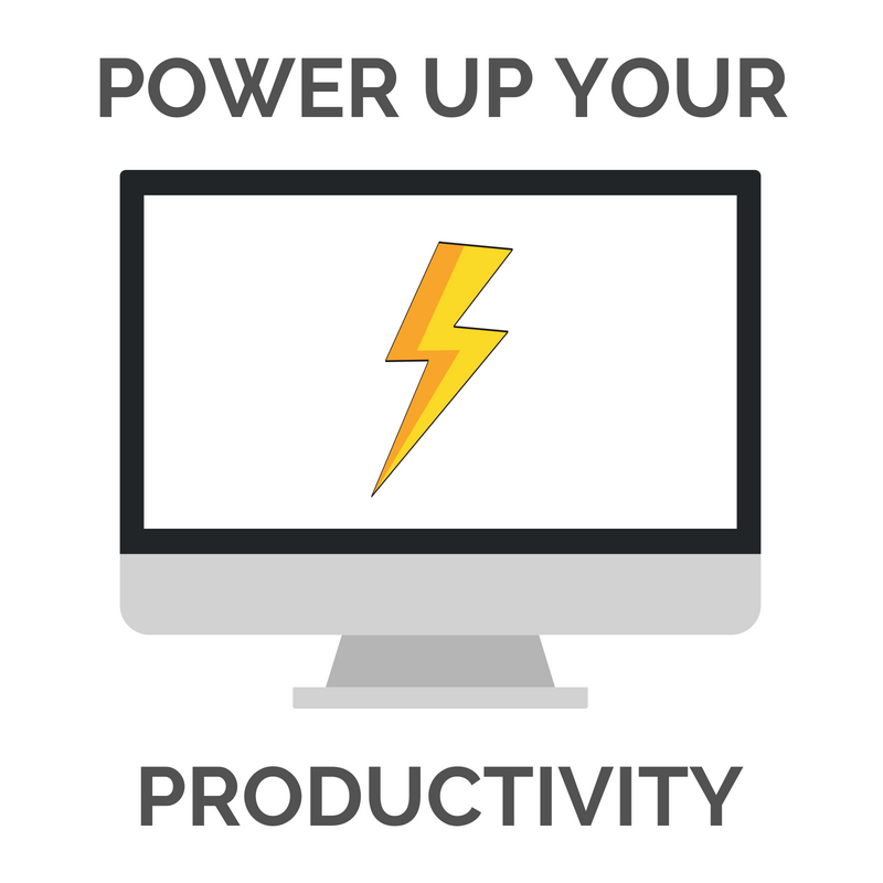 Power Up Your Productivity
