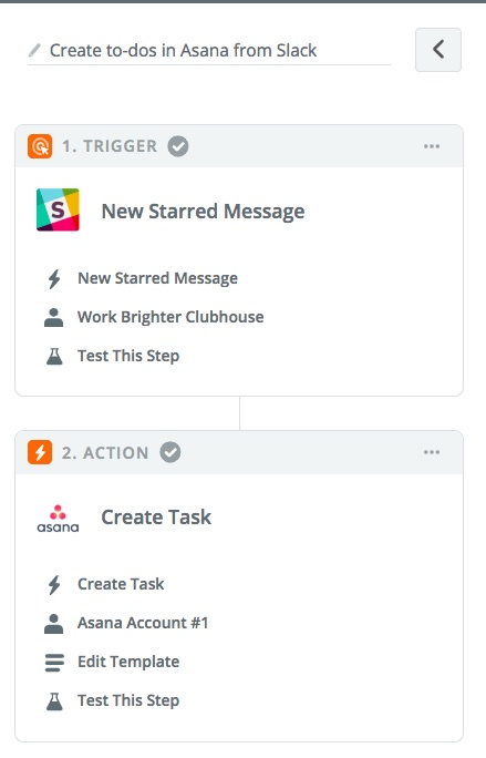 create to-dos in asana from slack