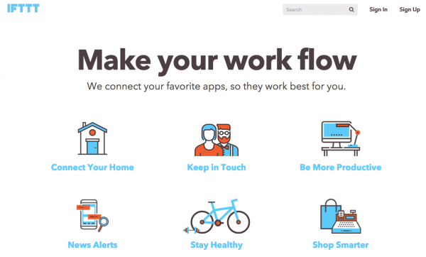 ifttt for business