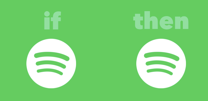 ifttt spotify automation