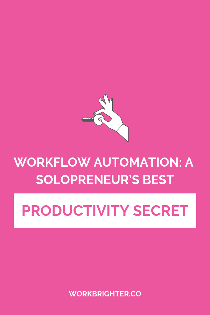 Workflow Automation: A Solopreneur's Best Productivity Secret