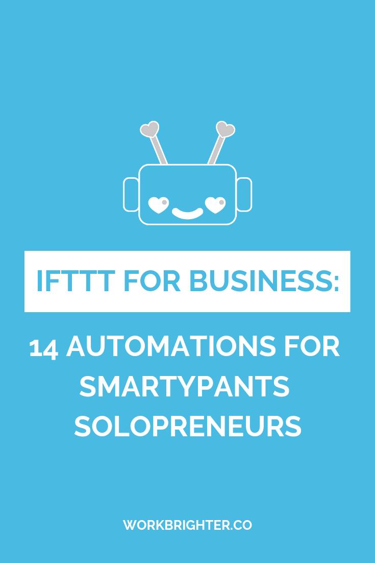 ifttt for business