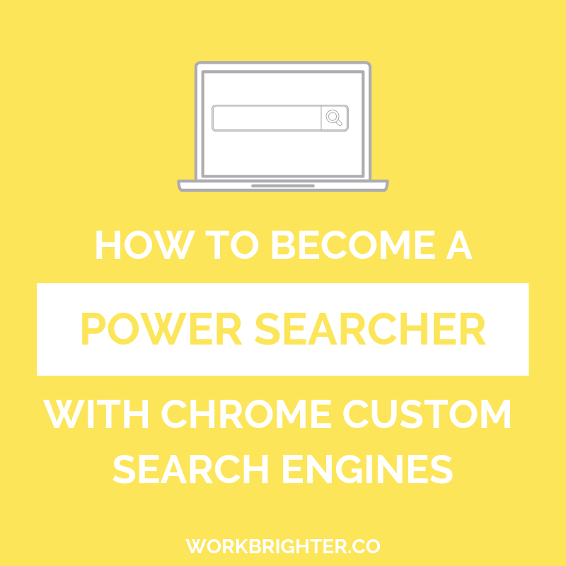 Become a Power Searcher_ How to Use Chrome Custom Search Engines