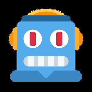 robot emoji