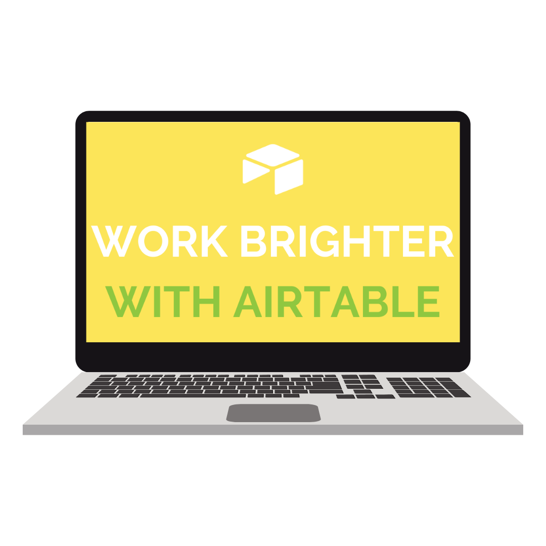 work brighter with airtable templates