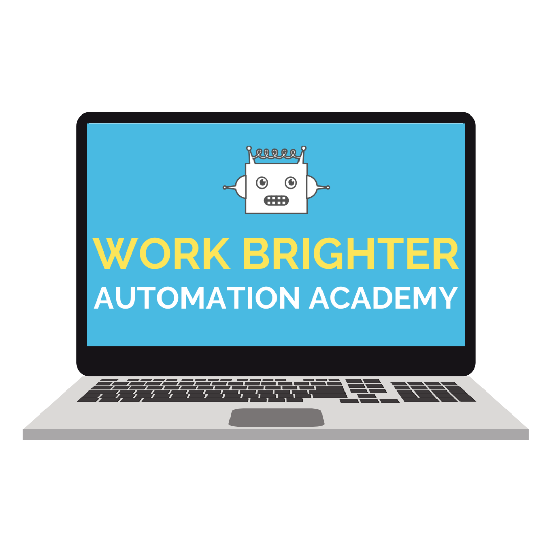 work brighter automation academy