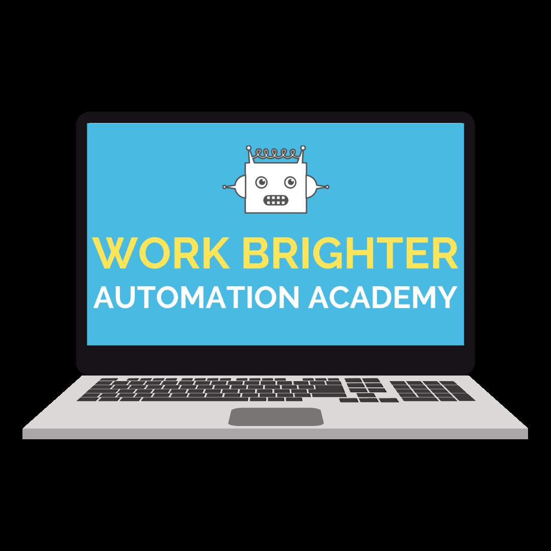 work brighter automation academy