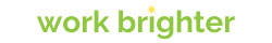 work brighter logo